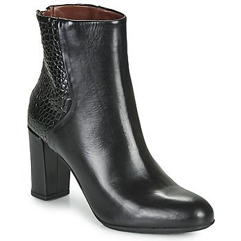 Čevlji  Ženske Gležnjarji Perlato JAMICOT Črna