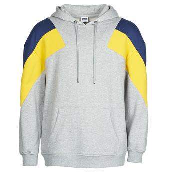 Oblačila Moški Puloverji Urban Classics TB2402 Siva / Modra
