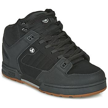 Čevlji  Moški Polškornji DVS MILITIA BOOT Črna
