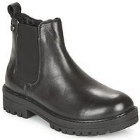 Čevlji  Deklice Polškornji Gioseppo ZEIL Črna