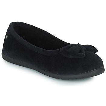 Čevlji  Ženske Nogavice Isotoner 97258 Črna
