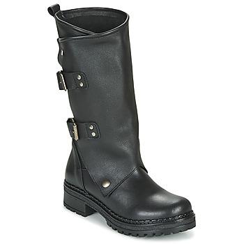 Čevlji  Ženske Mestni škornji    Musse & Cloud MARVIN Črna