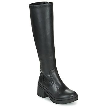 Čevlji  Ženske Mestni škornji    Musse & Cloud KAILA Črna