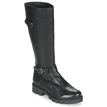 Čevlji  Ženske Mestni škornji    Pataugas CORA F4F Črna