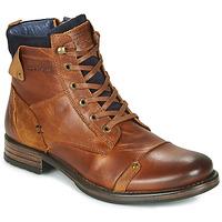 Čevlji  Moški Polškornji Redskins YANI Cognac