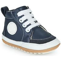 Čevlji  Otroci Polškornji Robeez MIGO Modra
