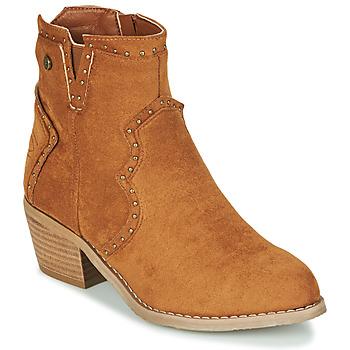 Čevlji  Ženske Gležnjarji Xti 44614 Kamel