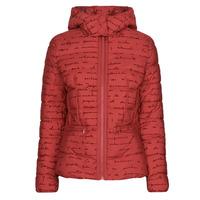 Oblačila Ženske Puhovke Desigual NATASHA Rdeča