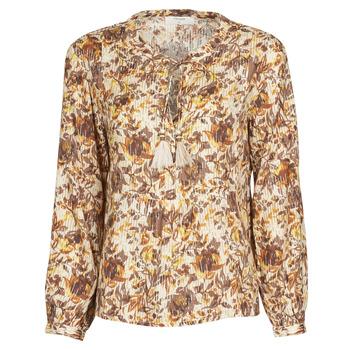 Oblačila Ženske Topi & Bluze Cream AUGUSTA BLOUSE Večbarvna