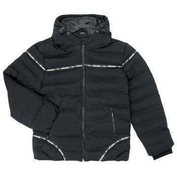 Oblačila Dečki Puhovke Deeluxe HOLYSON Črna
