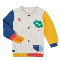 Oblačila Dečki Telovniki & Jope Catimini CR18020-20 Večbarvna