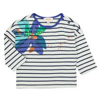Oblačila Deklice Majice z dolgimi rokavi Catimini CR10123-12 Večbarvna