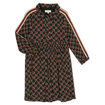 Oblačila Deklice Kratke obleke Catimini CR30005-02-C Večbarvna