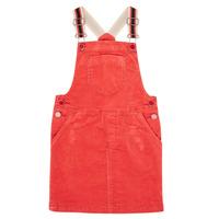 Oblačila Deklice Kratke obleke Catimini CR31025-67-C Rdeča