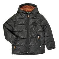 Oblačila Dečki Puhovke Catimini CR41034-02-C Črna