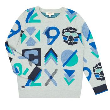 Oblačila Dečki Puloverji Catimini CR18034-23-C Večbarvna