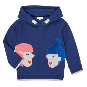 Oblačila Deklice Puloverji Catimini CR15065-46-J Modra