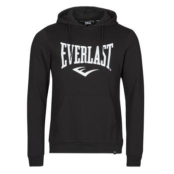 Oblačila Moški Puloverji Everlast BASIC-HOODED-TAYLOR Črna