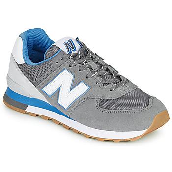 Čevlji  Moški Nizke superge New Balance 574 Siva / Modra