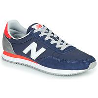 Čevlji  Moški Nizke superge New Balance 720 Modra / Rdeča