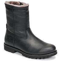 Čevlji  Moški Polškornji Panama Jack FEDRO Črna