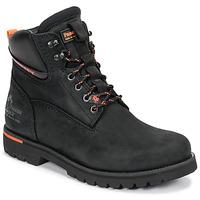 Čevlji  Moški Polškornji Panama Jack AMUR GTX Črna