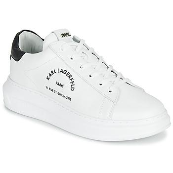Čevlji  Moški Nizke superge Karl Lagerfeld KAPRI MAISON KARL LACE Bela