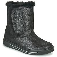 Čevlji  Deklice Škornji za sneg Primigi HULA Črna