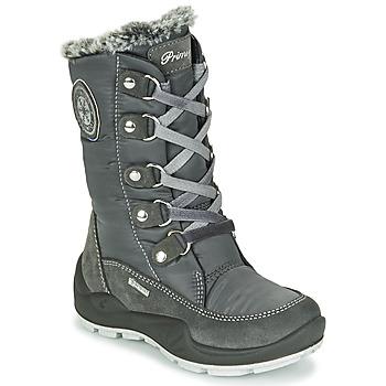 Čevlji  Deklice Škornji za sneg Primigi GIRL WINGER GTX Siva