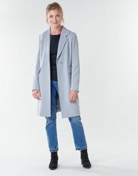 Oblačila Ženske Plašči Benetton 2AMH5K2R5 Siva