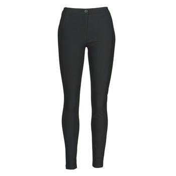 Oblačila Ženske Lahkotne hlače & Harem hlače Benetton 4SK755944 Črna