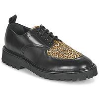 Čevlji  Ženske Čevlji Derby Kenzo K MOUNT Črna