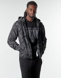 Oblačila Moški Puloverji Versace Jeans Couture B7GZB707 Črna