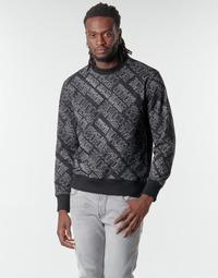 Oblačila Moški Puloverji Versace Jeans Couture B7GZB7F5 Črna
