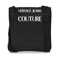 Torbice Moški Torbice Versace Jeans Couture YZAB6A Črna