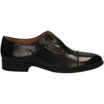 Čevlji  Moški Čevlji Derby Antica Cuoieria SIRIANA nero