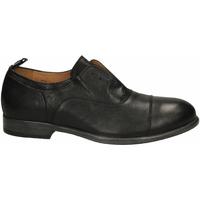 Čevlji  Moški Čevlji Derby Antica Cuoieria OYSTER nero