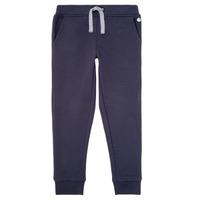 Oblačila Dečki Spodnji deli trenirke  Petit Bateau LOMINIKO Modra