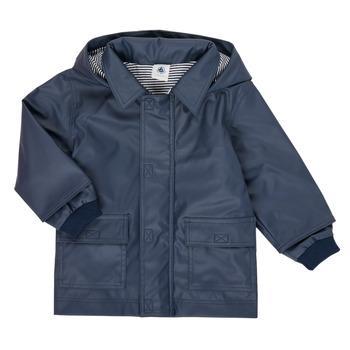 Oblačila Otroci Parke Petit Bateau FETE Modra