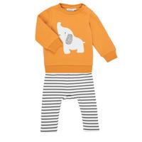 Oblačila Deklice Otroški kompleti Noukie's Z051372 Večbarvna