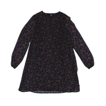 Oblačila Deklice Kratke obleke Le Temps des Cerises PENNY Črna