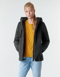 Oblačila Ženske Parke Geox MYRIA Črna