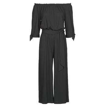 Oblačila Ženske Kombinezoni Lauren Ralph Lauren VANDRIN Črna