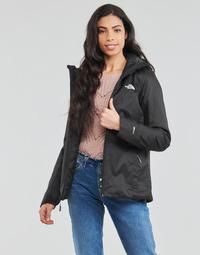 Oblačila Ženske Jakne & Blazerji The North Face W QUEST INSULATED JACKET Črna