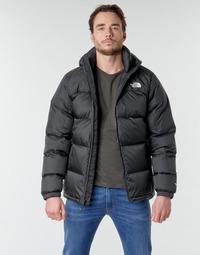 Oblačila Moški Puhovke The North Face DIABLO DOWN HOODIE Črna