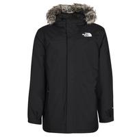Oblačila Moški Parke The North Face RECYCLED ZANECK JACKET Črna