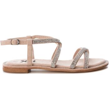 Čevlji  Ženske Sandali & Odprti čevlji Xti 48996 NUDE Rosa