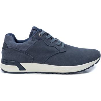 Čevlji  Moški Nizke superge Xti 49608 JEANS Azul
