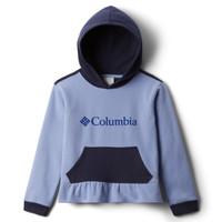 Oblačila Deklice Puloverji Columbia COLUMBIA PARK HOODIE Modra