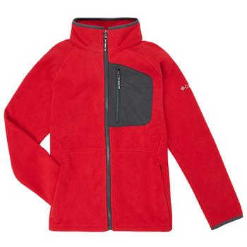 Oblačila Dečki Flis Columbia FAST TREK Rdeča